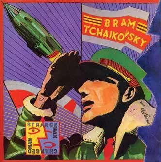 Bram Tchaikovsky – Strange Man, Changed Man (1979)