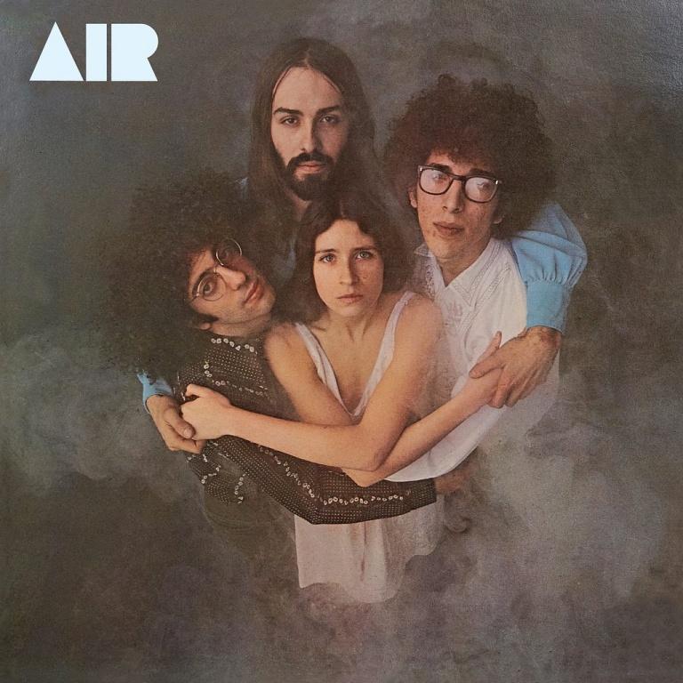 Réédition vinyle de l'unique album de Air (1971)