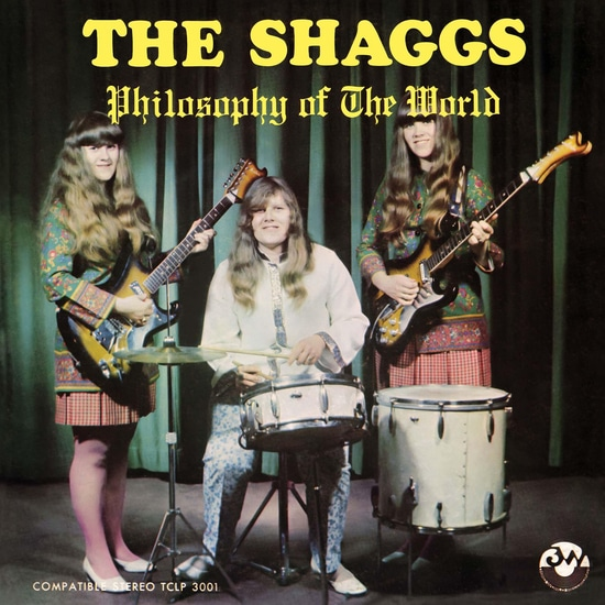 Réédition Deluxe pour The Shaggs