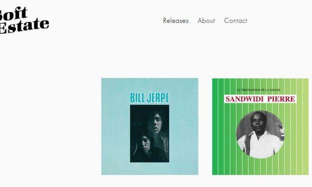 Naissance d'un nouveau label de réédition : Soft Estate