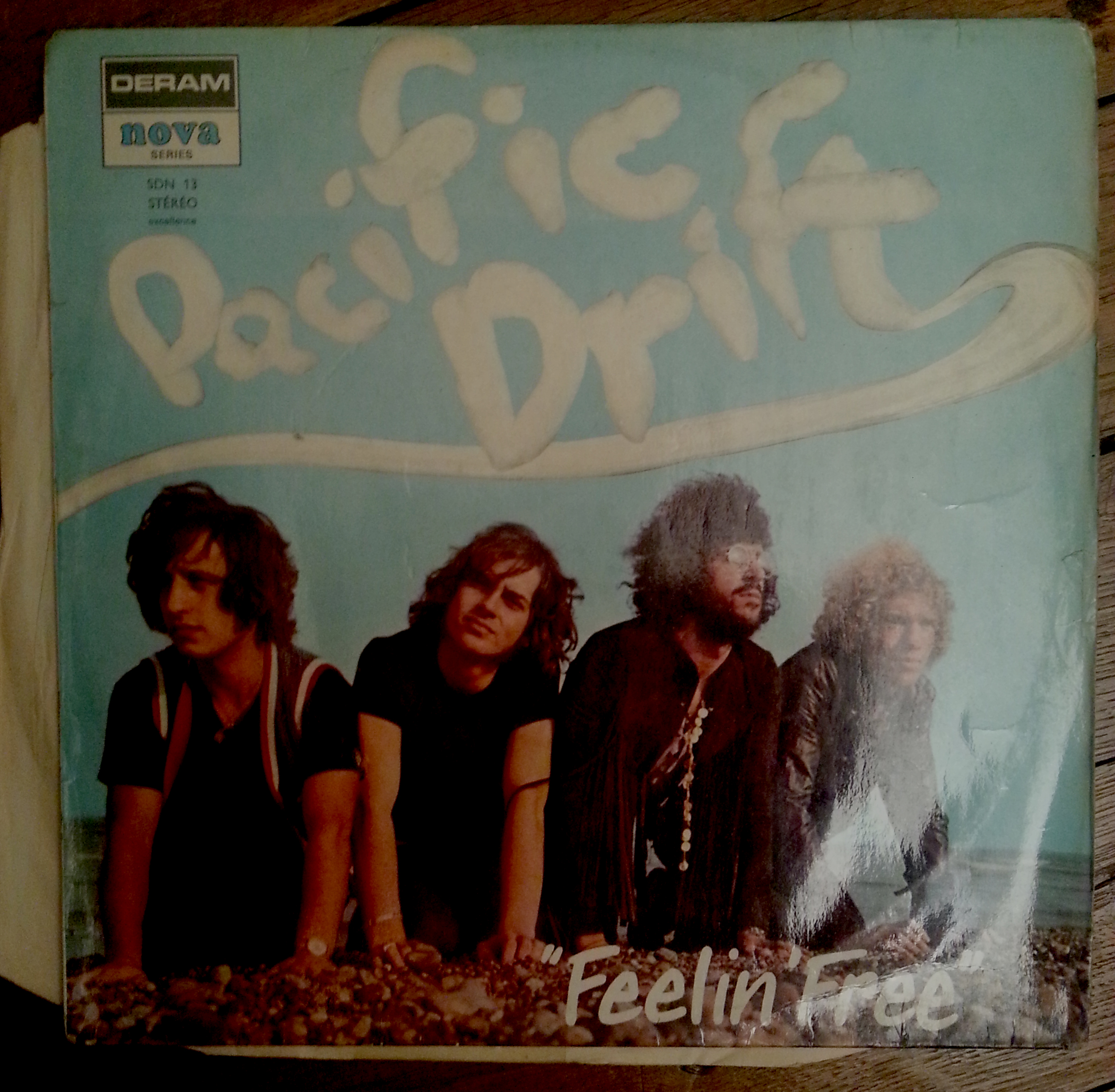 Pacific Drift – Feelin' free (1970)