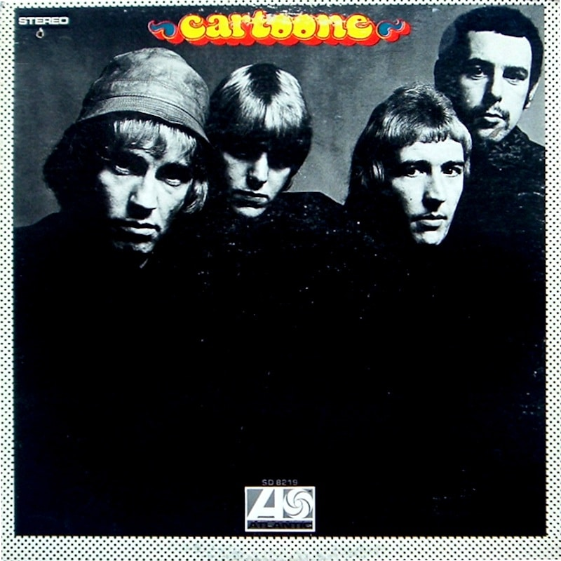 Cartoone – Cartoone (1969)
