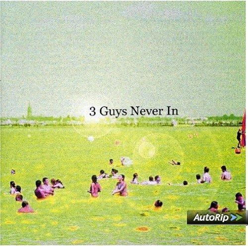 """Résultat de recherche d'images pour """"3 GUYS NEVER IN CD"""""""