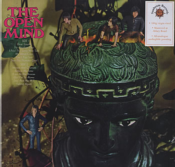 The Open Mind – The Open Mind (1969)