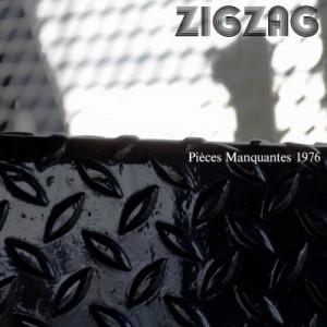 POchette album de Zig zag Pièces manquantes