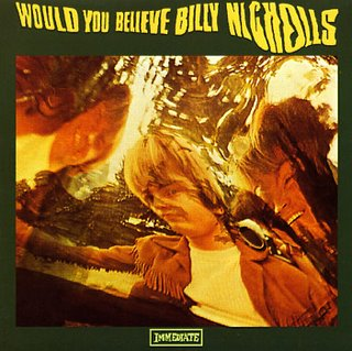 Billy Nicholls – Would you believe (1968)