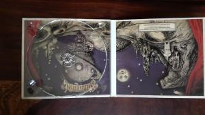 pochette intérieure Saturnin