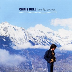 pochette chris bell - I am the cosmos