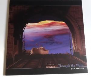 JOn simmons - through the walls