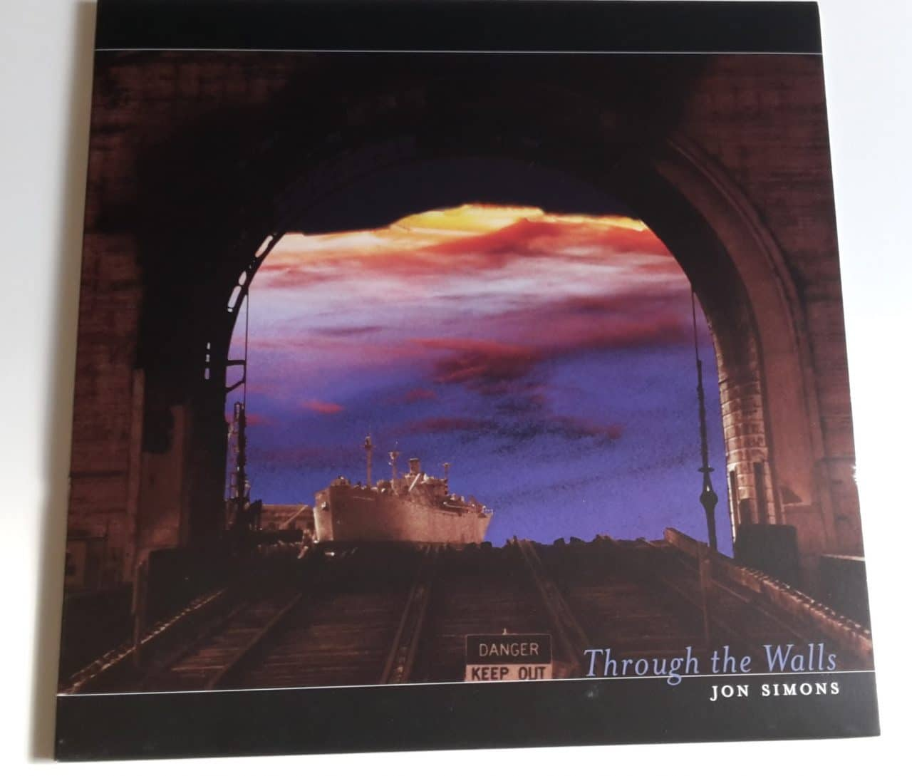 Jon Simons – Through  the Walls (1999)