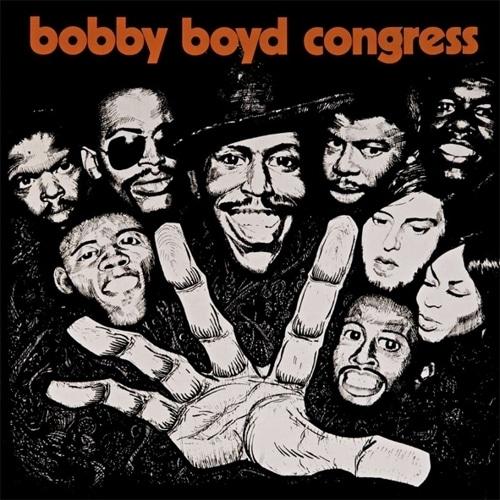 Bobby Boyd Congress – Bobby Boyd Congress (1971)