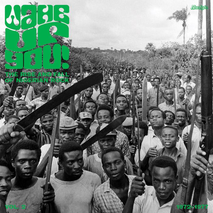 Une anthologie du rock Nigerian des 70's, bientôt en vinyle