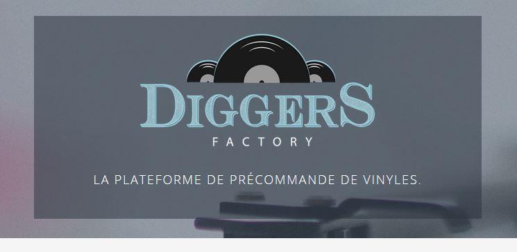 Diggers Factory, plateforme de précommande et de réédition de vinyles