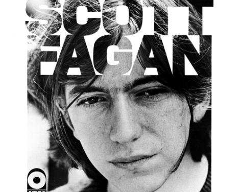 Réédition du premier album de Scott Fagan – South Atlantic Blues