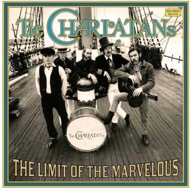 Les autres Charlatans, ceux des années 60, en compilation vinyle…