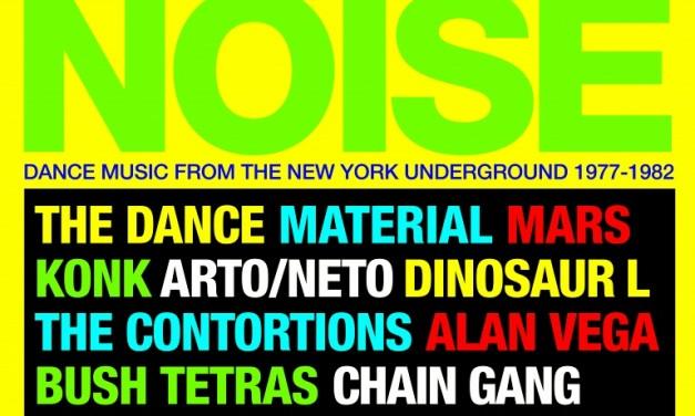 Nouvelle édition de la compilation New York Noise de Soul Jazz