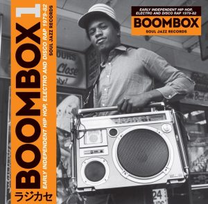 Boombox Early Independent Hip Hop