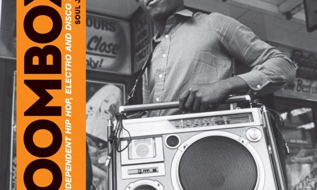 Une compilation de vieux Hip-Hop rares sous l'égide de Soul Jazz Records