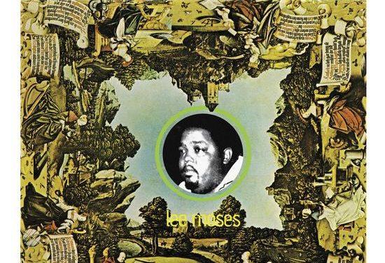 Réédition vinyle de Time and Place de Lee Moses