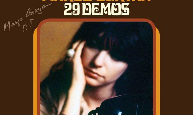 29 demos de Margo Guryan en vinyle édition limitée
