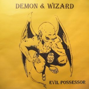 Demon & Wizard - Evil Possessor (1982)