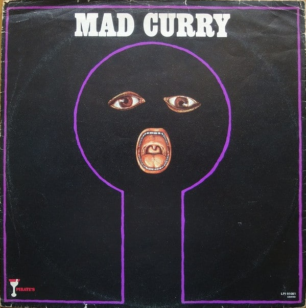Mad Curry – Mad Curry (1971)