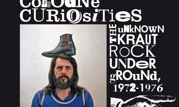 Du Krautrock ultra rare de Cologne compilé par Guerssen