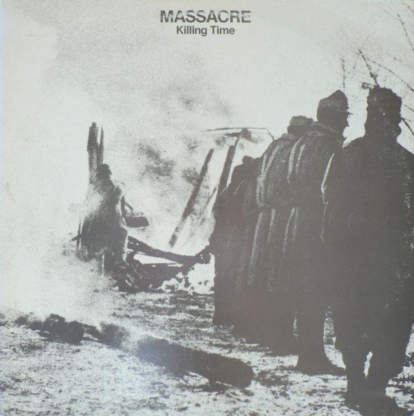 Killing Time, l'album culte de Massacre réédité en vinyle