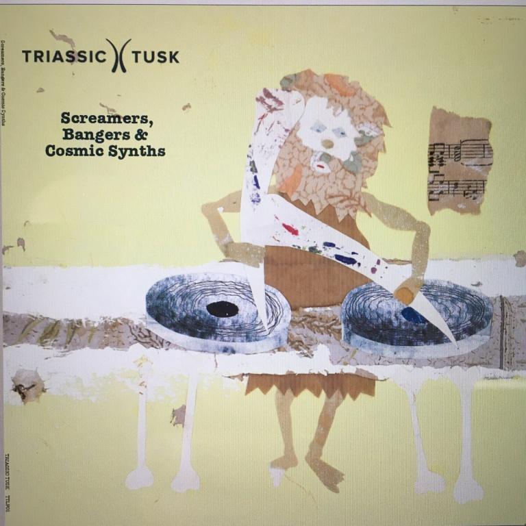 Compilation bigarrée de titres rares : Screamers, Bangers & Cosmic Synths