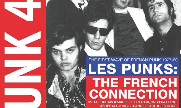 Le punk français à l'honneur dans la série Punk 45 de SoulJazz Records