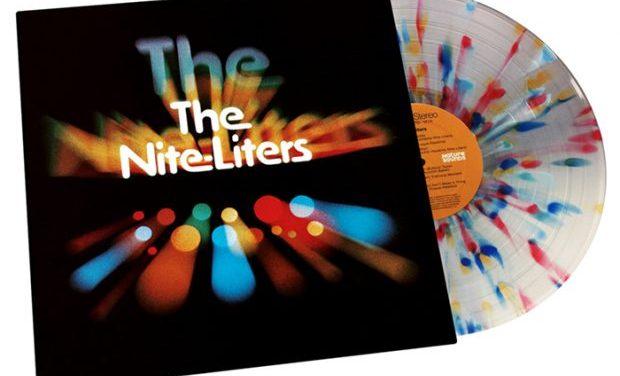 Le premier album de The Nite Liters, de nouveau en vinyle