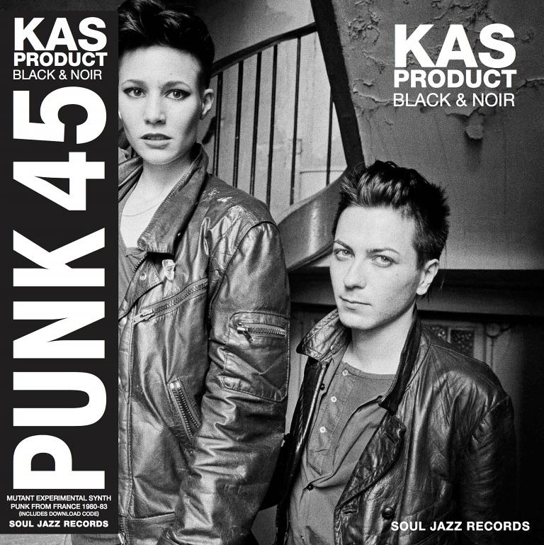 Les débuts perdus de Kas Product compilés dans un spécial Punk 45