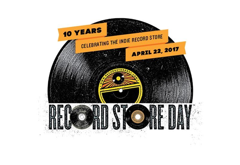 Disquaire Day 2017 : les titres sont de sortie !