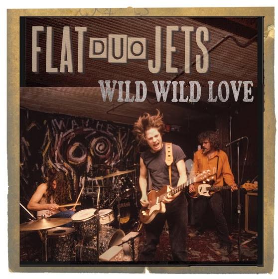 Edition box triple Vinyle des débuts de Flat Duo Jets pour le disquaire day