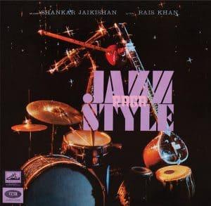 Shankar Jaikishan raga-jazz style