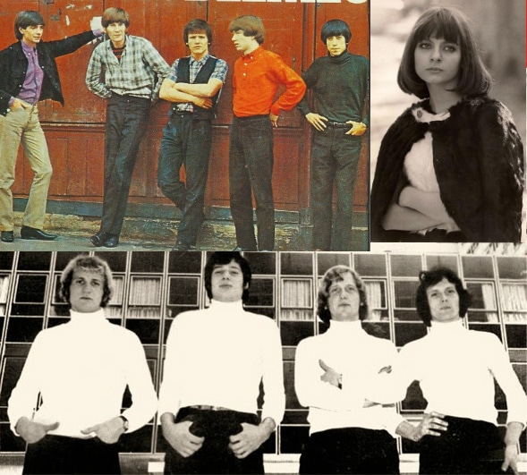 Anti-yéyé, Swinging Mademoiselle, French Freakbeat… le rock français des sixties que l'on a redécouverts