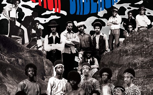 The Black and Brown American Rock Sound  : du rare funk-rock afro américain (1969-1974)