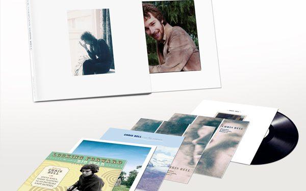 Réédition vinyle de I am the Cosmos de Chris Bell et tripotée d'inédits