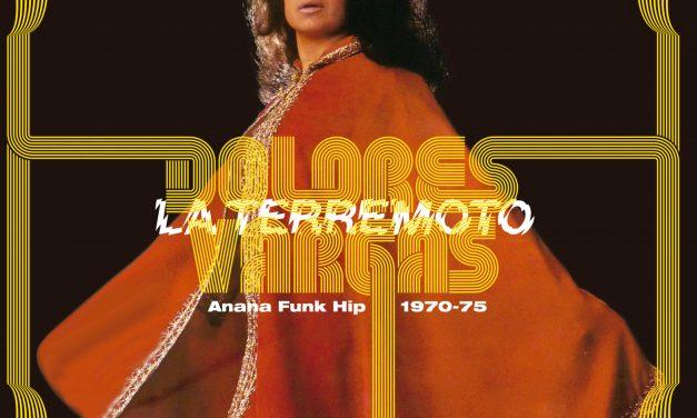 Anthologie de la période Flamenco-Funk de Dolores Vargas