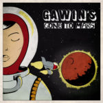 Nouvel album de Gawin, Gawin's Gone To Mars