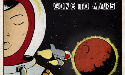 Nouvel Album de Gawin, Gawin's Gone To Mars