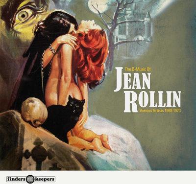 Les B.O. psychés des films barrés de Jean Rollin compilées