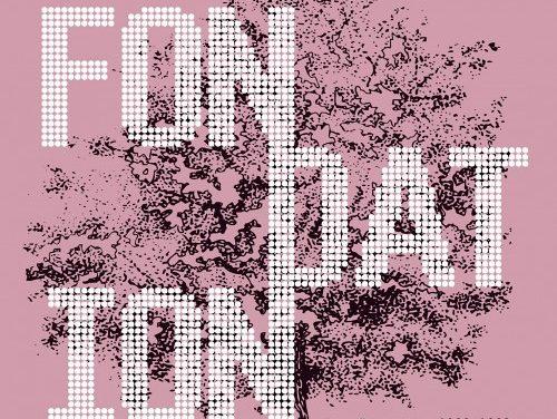 Compilation du duo français électro minimal Fondation