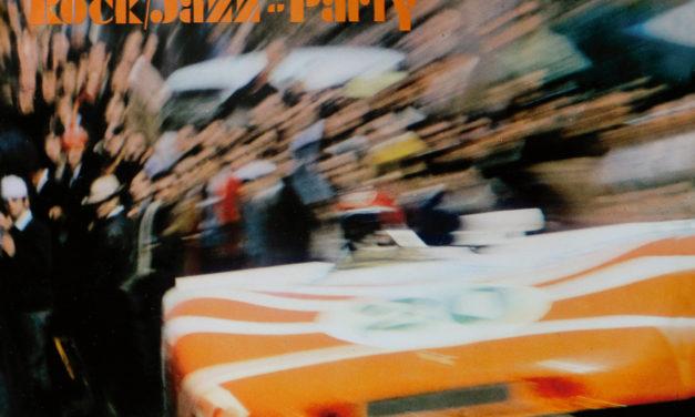 Réédition de The Bridge – Overdrive – Rock/Jazz–Party (1972)