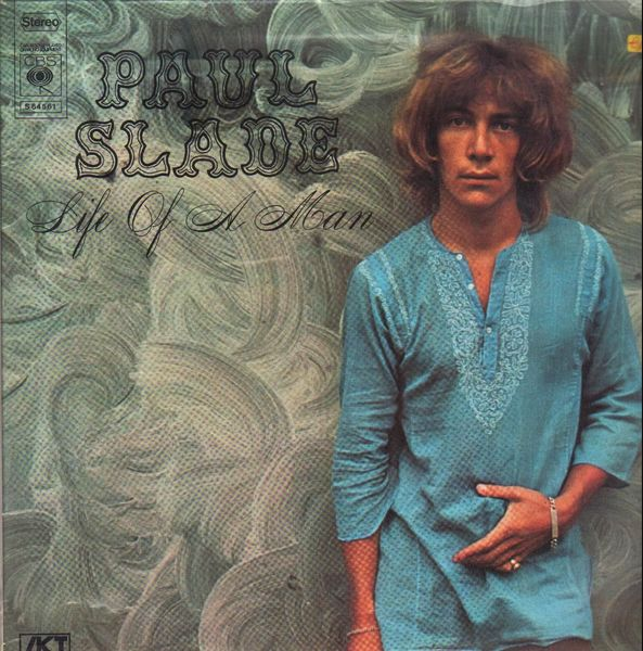 Paul Slade – Life of a Man (1971)