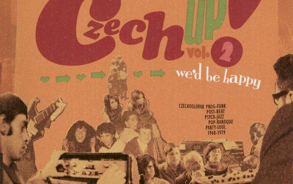 Deuxième volume de l'excellente compilation Czech up !, à la découverte du Rock Tchécoslovaque