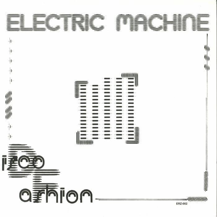 Réédition du projet Disco-Psychédélique Italien Electric Machine