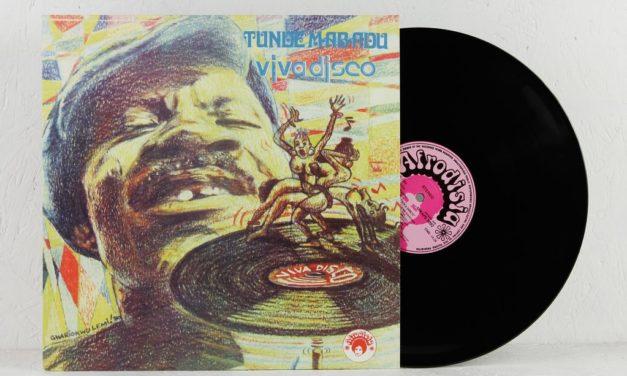 Tunde Mabadu- Viva Disco, disco boogie nigerian à l'honneur