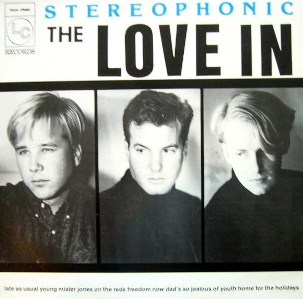 The Love In – The Love In (1987)