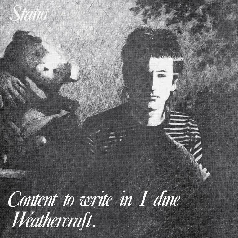 Le premier album expérimentalo-minimal de Stano réédité